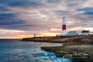 Portland Lighthouse, Dorset UK